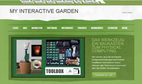 Arduino für Kinder Garden