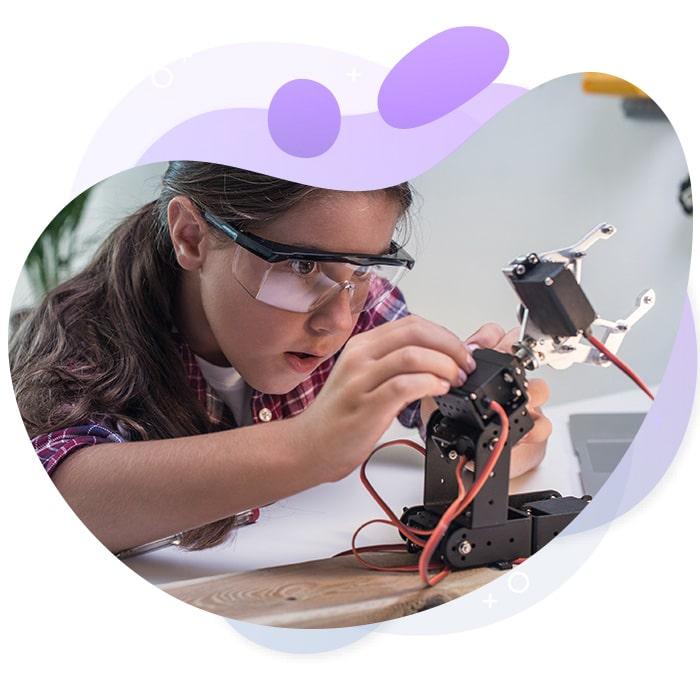 Das spricht für die Kursteilnahme an Elektronik für Kinder