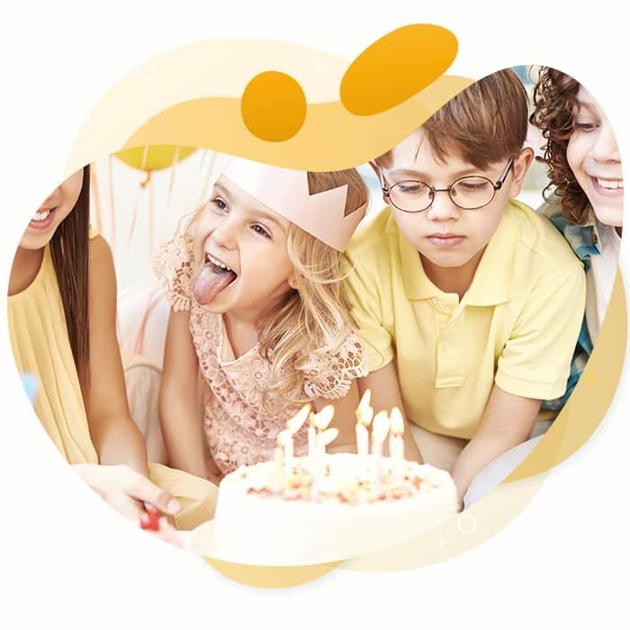 Kindergeburtstag – Das sind unsere Highlights