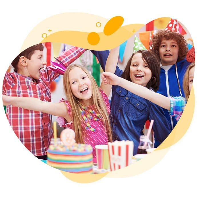 Unsere Partys machen einen riesen Spaß!