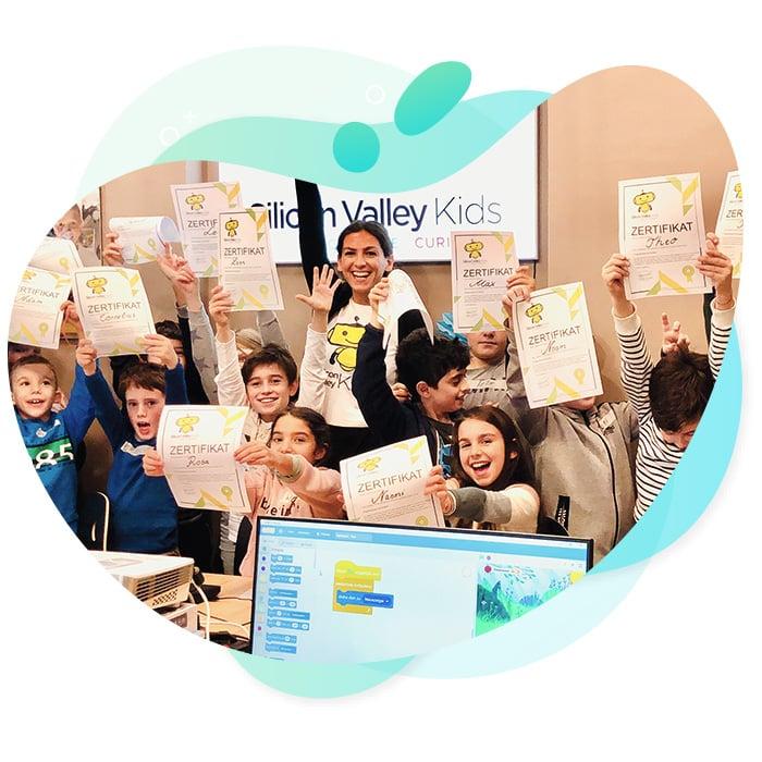 Unsere Lernziele beim Programmieren für Kinder