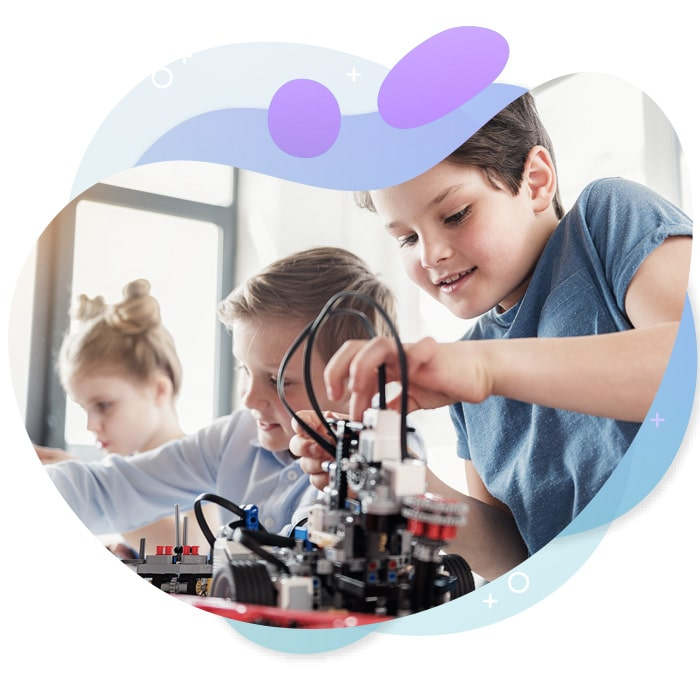 Die Faszination Roboter für Kinder