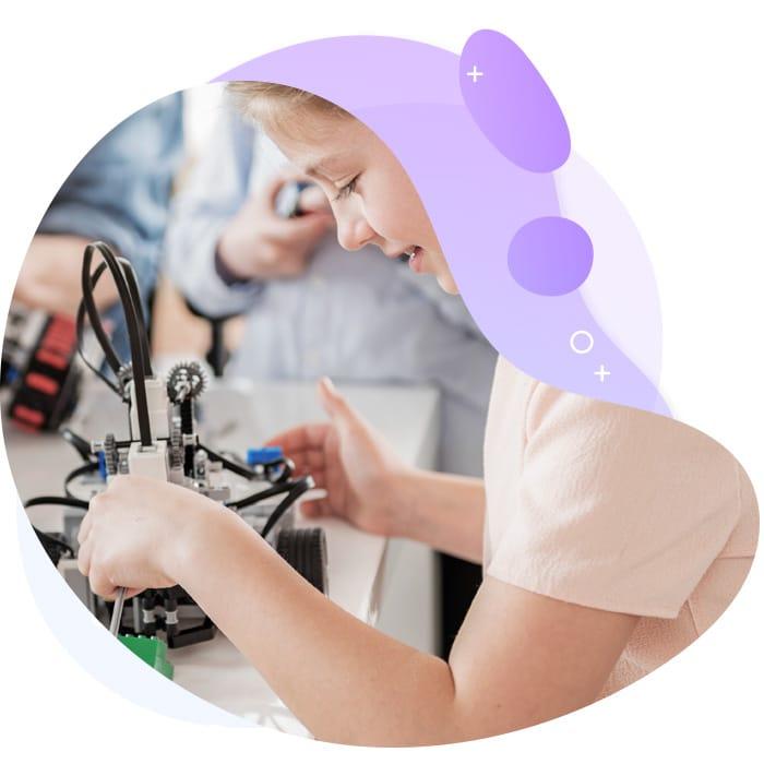 Robotik für Kinder – Neue Wissensgebiete erschließen