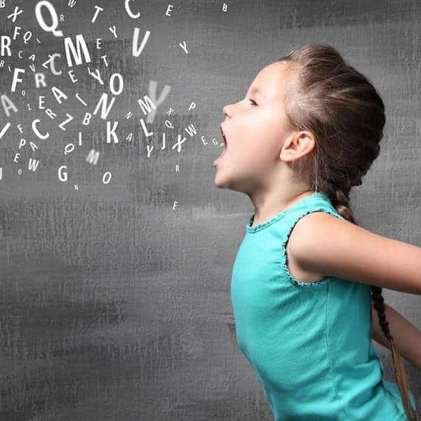 Sprachförderung Buchstaben