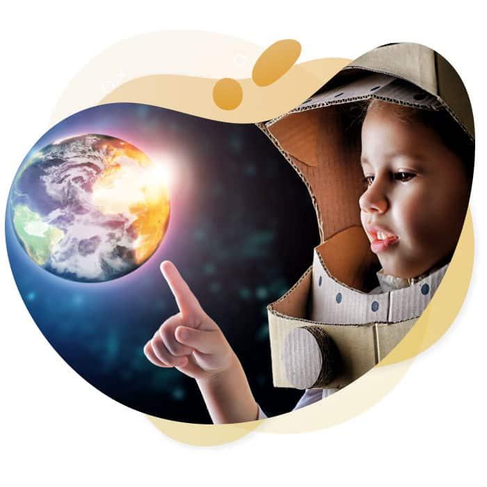 Astronomie für Kinder – Kursinhalte