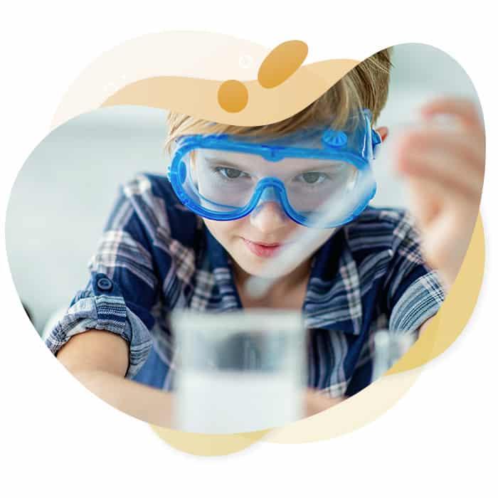 Chemie für Kinder – Die Kursinhalte