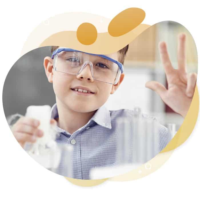 Experimente für Kinder weshalb wichtig