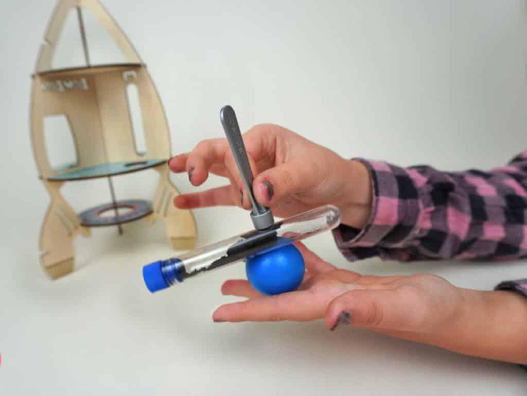 Physikalisches Wissen für Kids – Magnet Versuch