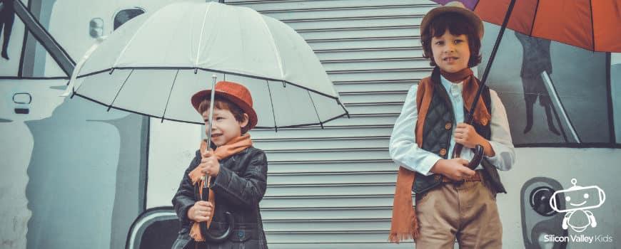 Regen Entstehung für Kinder erklärt