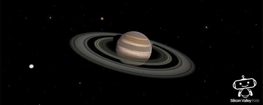 Saturn: Steckbrief für Kinder