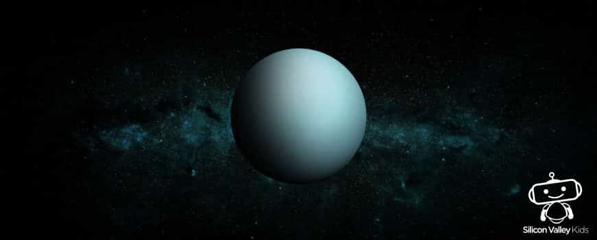 Uranus Steckbrief für Kinder