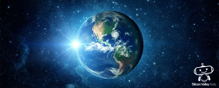 Erde Steckbrief - Erklärung für Kinder