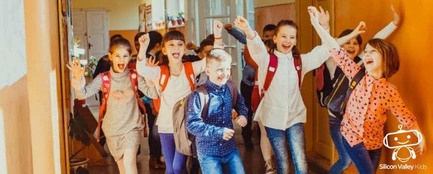 Ferien und Schulferien für Kinder