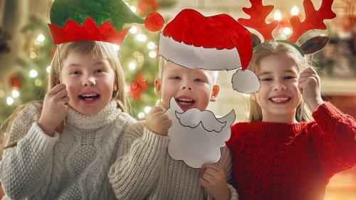 Ideen für die Kinderweihnachtsfeier