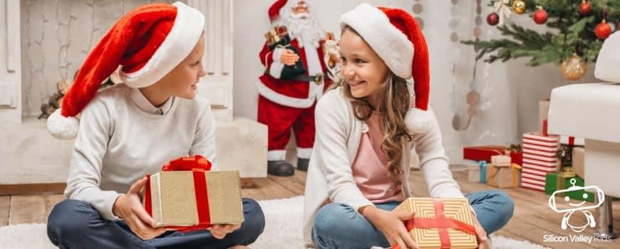 Kinderweihnachtsfeier - Virtuell und Spaß
