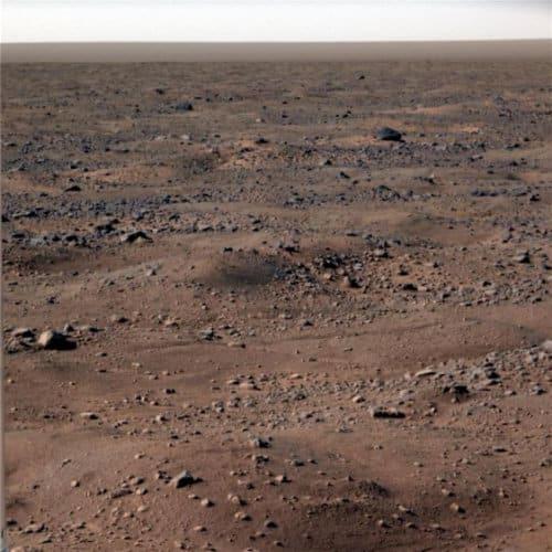 Mars Steckbrief - Die Oberfläche
