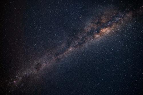 Milchstraße für Kinder: Aussehen von unserem Heimatplaneten