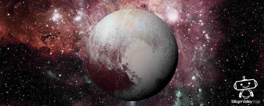 Pluto Steckbrief für Kinder