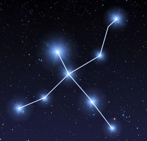 Schwan – Sternbilder für Kinder