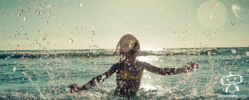 Sommer für Kinder einfach erklärt
