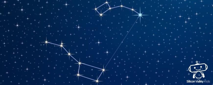 Sternbilder für Kinder zum Staunen