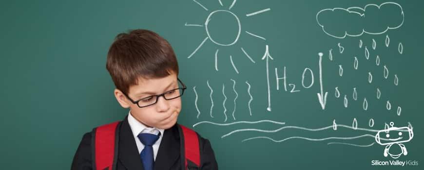 Wasserkreislauf in der Grundschule - Eine Erklärung