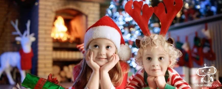 Weihnachtsferien: Ideen für Aktivitäten