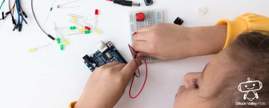 Arduino mit mBlock für Kinder zum Nachmachen