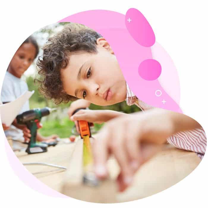 Kinder basteln – Die Vorteile