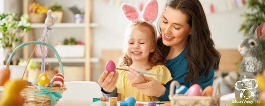 Osterferien - Aktivitäten mit Kindern