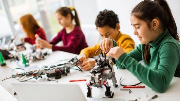 Anleitung zum Roboter selber bauen