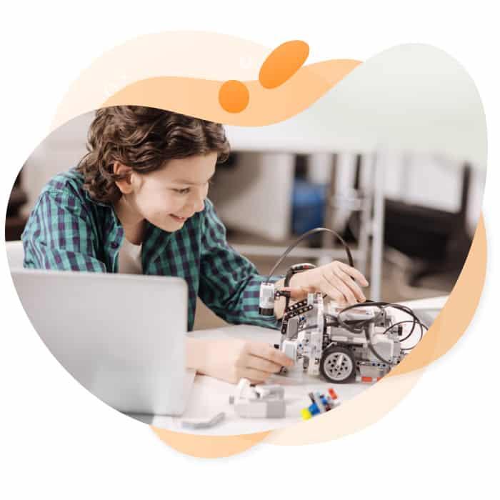 Betreuung für Kinder – Spaß am Lernen