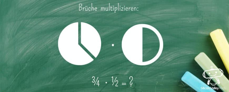 Brüche multiplizieren einfach erklärt