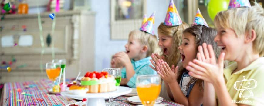 Kindergeburtstag Ideen - unvergesslich