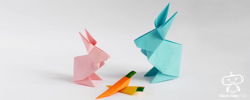 Origami Hase Erklärung