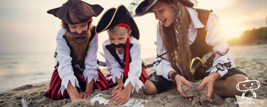 Piratengeburtstag feiern