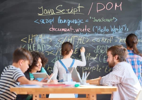 Programmiersprache für Einsteiger: Ein lebenslanger Vorteil