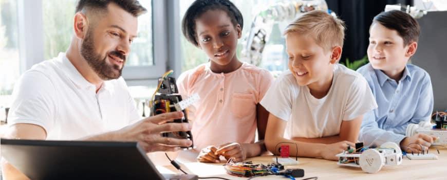 Roboter selber bauen - einfach erklärt
