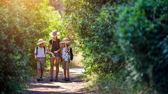 Schnitzeljagd für Kinder - Geocaching