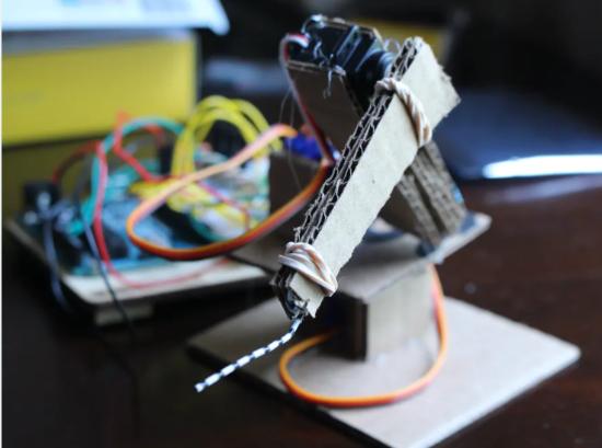 Arduino Projekte – Der Roboterarm