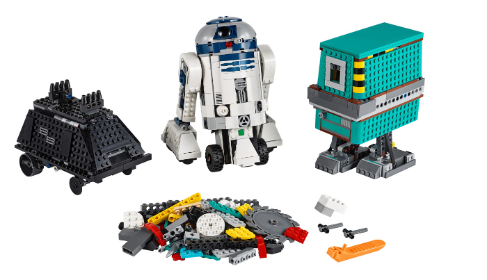 Lego Boost – Der Filmklassiker