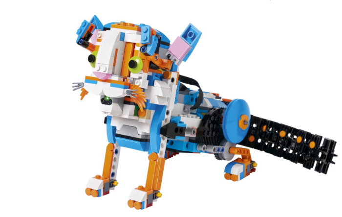Lego Boost - Das Haustier