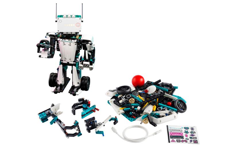 Lego Robot - Der Erfinder