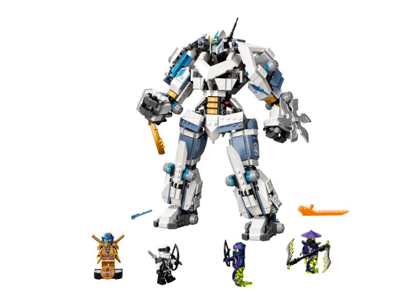 Lego Roboter - Abenteuer