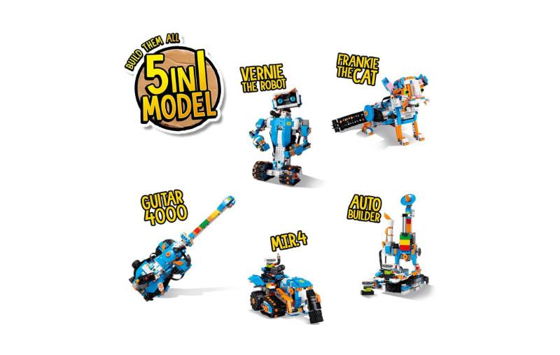 Lego Roboter - Programmierbares Set