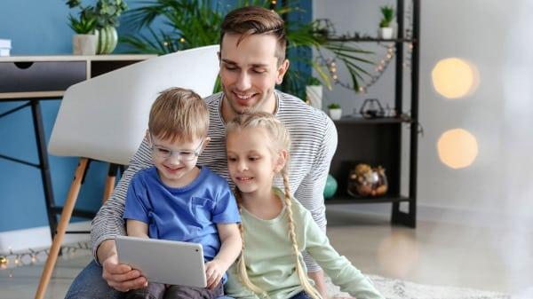Medienkompetenz bei Kindern – Gemeinsam das Internet entdecken
