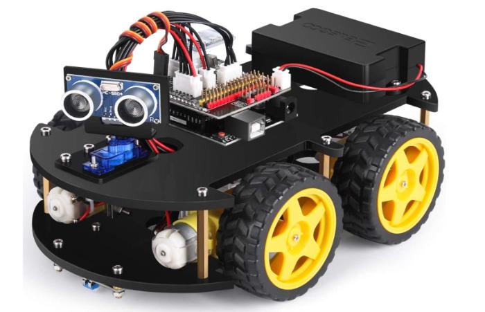 Spielzeug Roboter für Fortgeschrittene