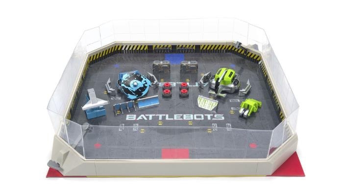 Spielzeug Roboter – Kämpfen