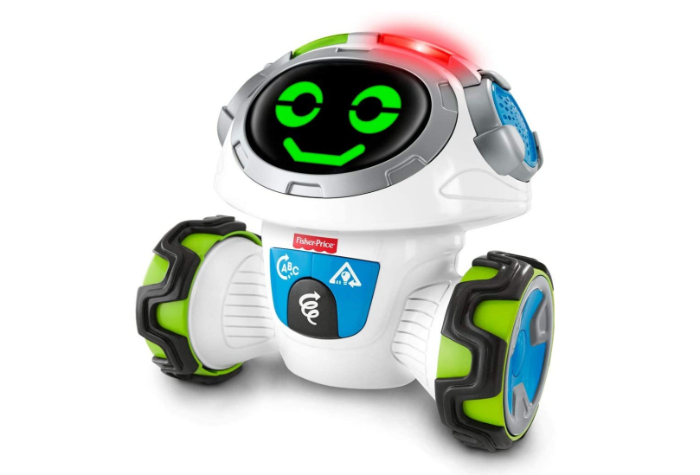 Spielzeugroboter für Anfänger