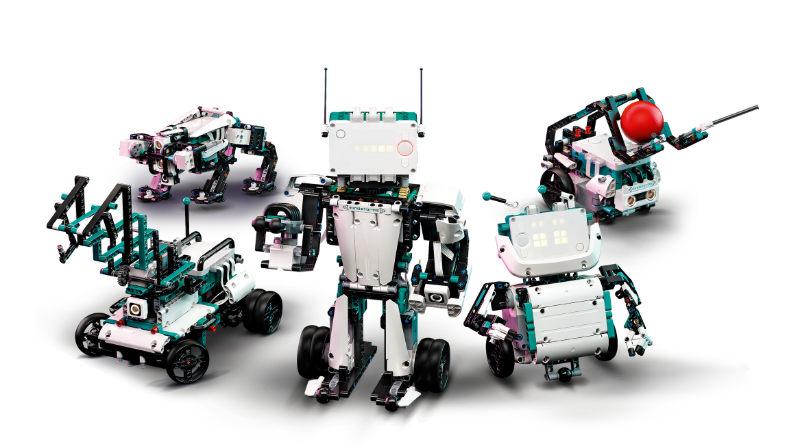 Lego Mindstorms – Der Allrounder